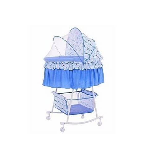 71774d71f LMV New Born Baby Cradle Cot - Sleeping Bassinet Bed