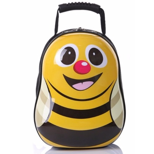 00566ffbf3d Emoji Hard Shell School Bag