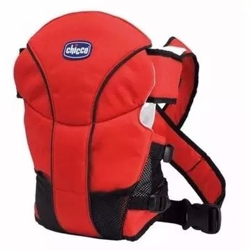 Smart Baby Carrier Red