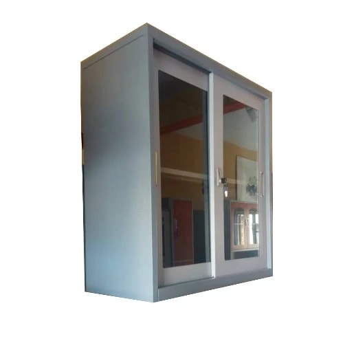 Glass Door Metal Office File Cabinet