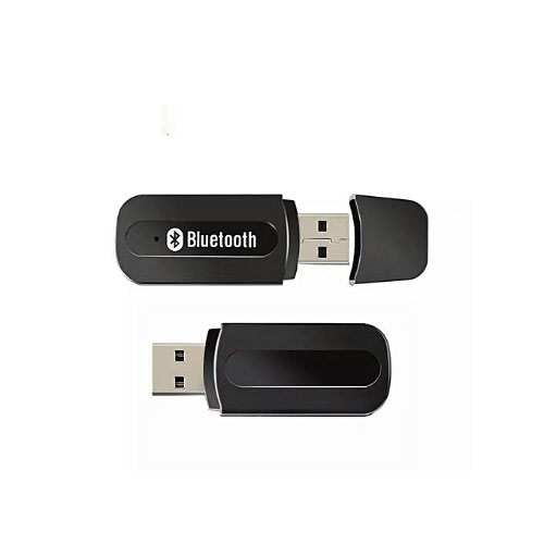 Usb Bluetooth Music Audio Receiver Dongle Adapter 3 5mm Jack Audio Cable Black Konga Online Shopping