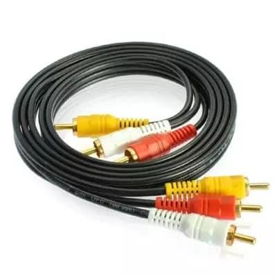 30m AV Cable 3-3