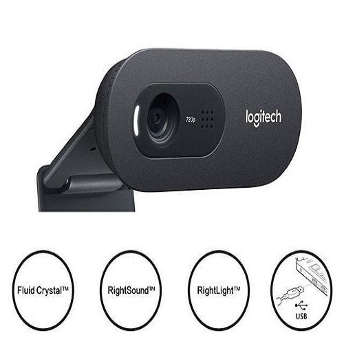 IPTV HD WebCam With Built-in Microphone For PC, Laptop & TV Box