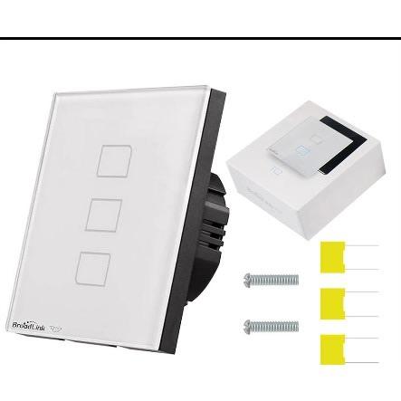 Broadlink Smart Wifi Switch – 3gangs
