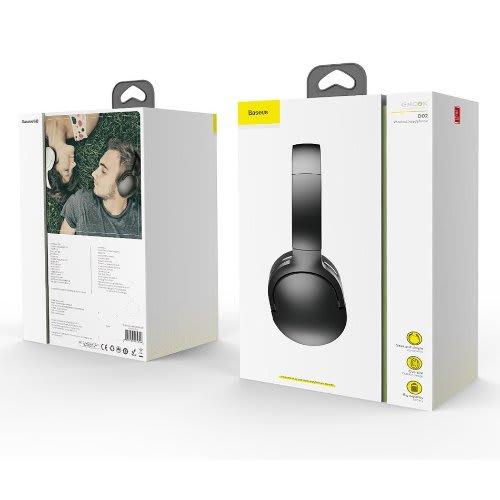3ac25265d2a Baseus. Encok D02 Hifi Wireless Bluetooth Heavy Bass Stereo Foldable  Headphone ...