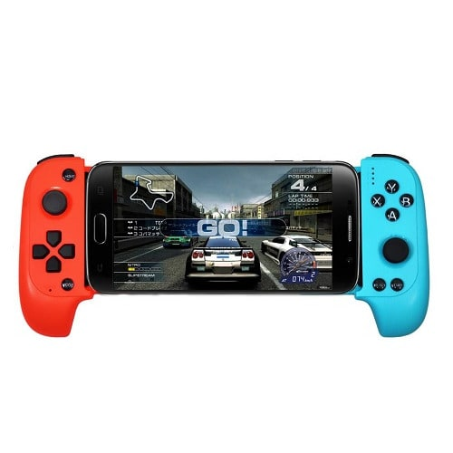 Telescopic Wireless Bluetooth Game Controller For IOS/Android