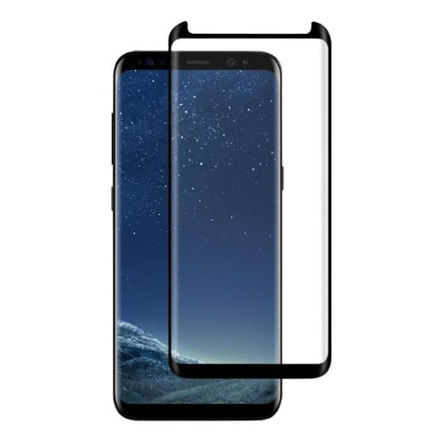 Curved Tempered Glass Display Protector For Samsung Galaxy S8