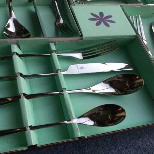 Linda Barker Cutlery Set - 16 Pieces.
