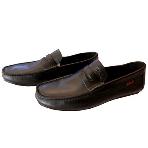 50c0d3ef3ed21 Clarks Men's Clark Loafer's Shoe-black | Konga Online Shopping