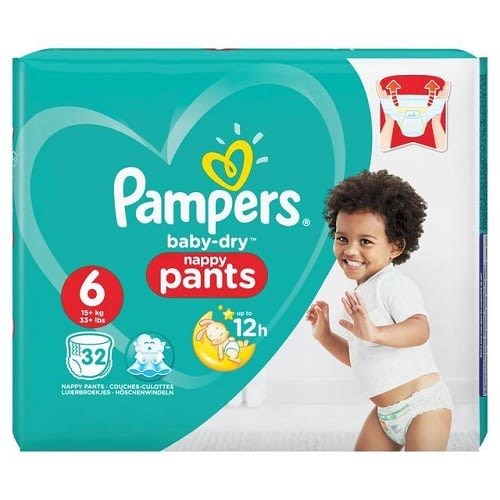 24e878f6970 Pampers Baby Dry -pants