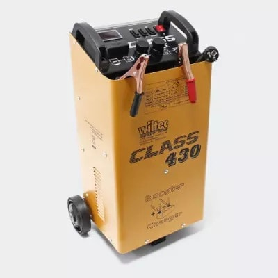 Heavy Duty Car Battery Charger 12V 24V Portable Booster 630A