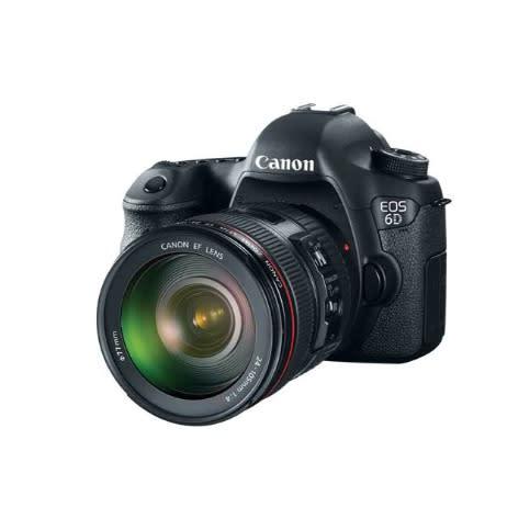 6d Camera EOS