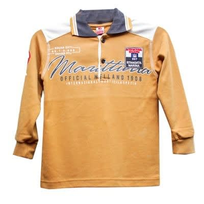 1ca69971c Boys' Long Sleeve Printed Polo Shirt | Konga Online Shopping