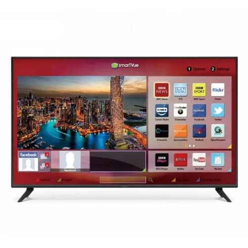 "Amani 60""Smart 4k Tv"