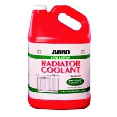 Radiator Coolant For Red 4ltr