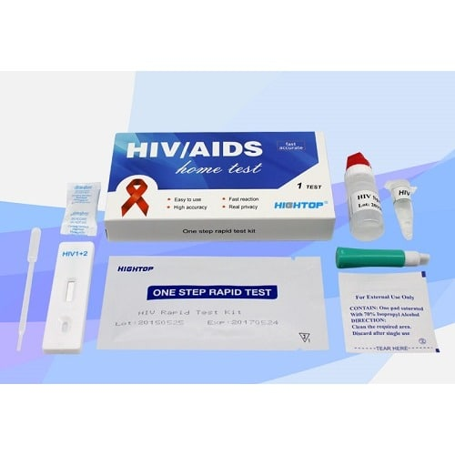 Hiv test kit zu shi yu