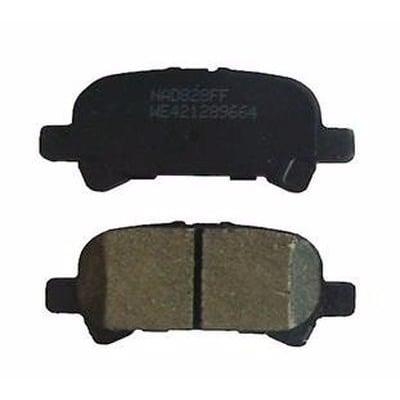 Toyota Brake Pads >> Rear Brake Pads For Toyota Camry Avalon