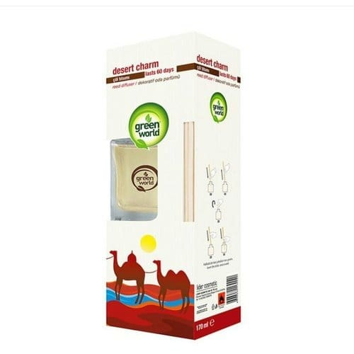 Green World Reed Diffuser Decorative Air Freshener Konga Online