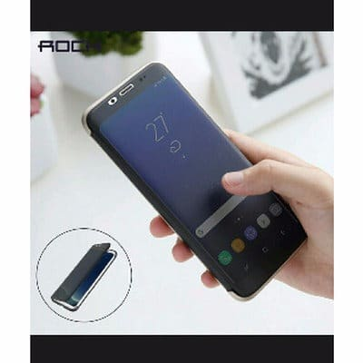 new arrivals 872fd 0dc04 Rock Flip View Case For Samsung Note 8 -3725814
