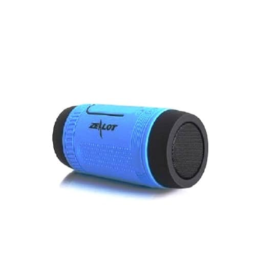 Zealot S1 Bluetooth MP3 FM Radio Speaker With Torch Light
