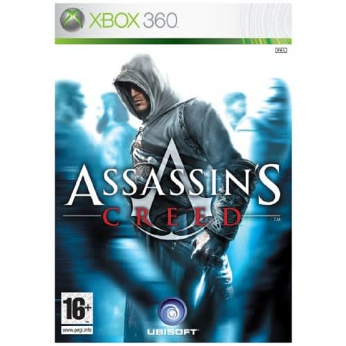 Assassin S Creed Xbox 360 Pal Konga Online Shopping