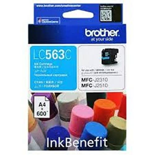 Lc563c Cyan Compatible Ink Cartridge
