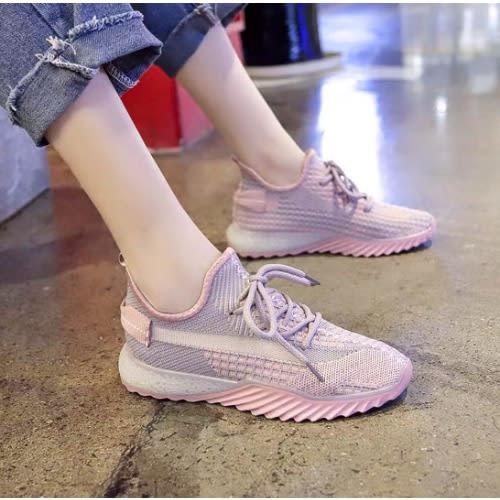 Ladies Sneakers-Pink   Konga Online