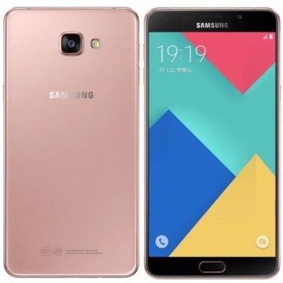 Galaxy A9 - Gold
