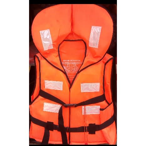 Swimming Life Jacket With Neck Park