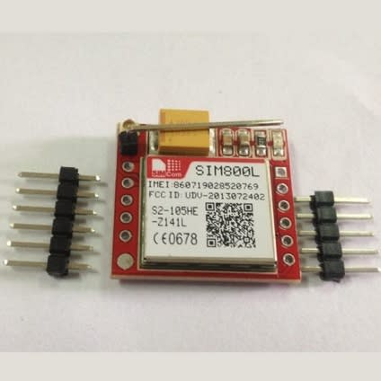 SIM800L GSM/GPRS Module With FM Receiver