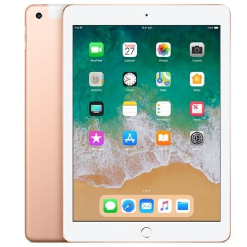 iPad 5 - 128GB - Wifi Only - Gold