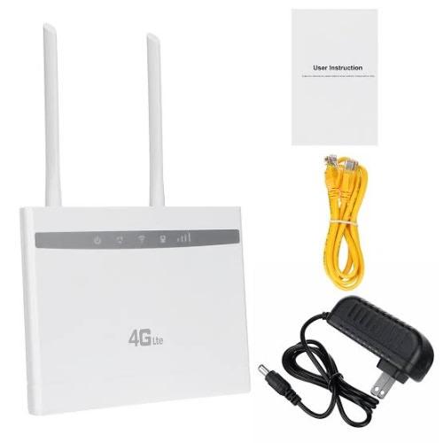 Universal Broadband Internet Cpe Lte 4G Router WiFi.