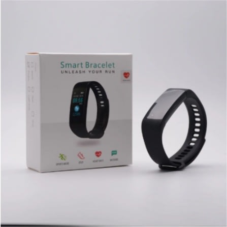 Y5 Smart Wristband Fitness Tracker