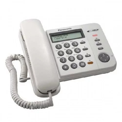 Kx-ts580mx Display Office Landline Desk Phone