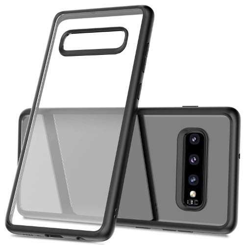 newest collection f4112 79b3a Rock Protective Back Case For Samsung Galaxy S10 - Black