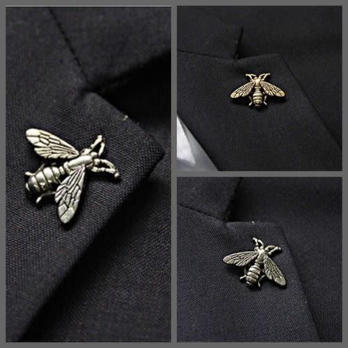 Men's Wolf Brooch Pin Suit Lapel Accessory - Silver | Konga Online