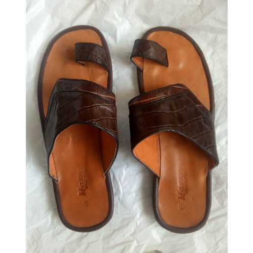 44aed214e Fashion By LV Open Toe Slippers-genui.