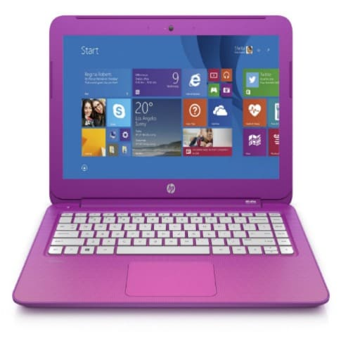Stream- Intel Celeron(2gb,32gb Ssd) +32gbflash And Ledlamp 11.6-inch Screen Purple