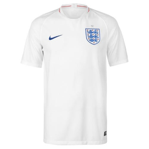 cheap for discount a07af a3408 2018 World Cup England Home White Jersey