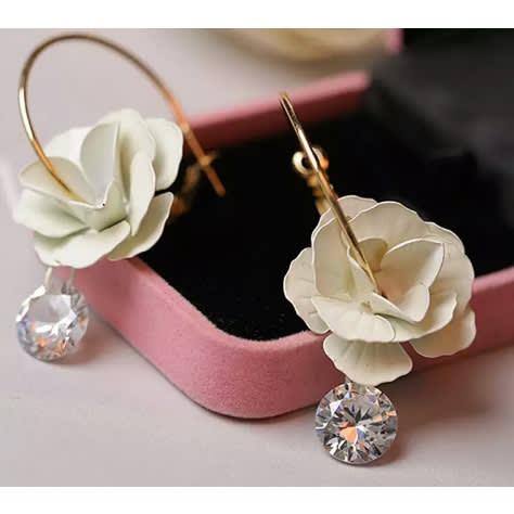 6647cb4301 Big Vintage Indian Gold Earring   Konga Online Shopping
