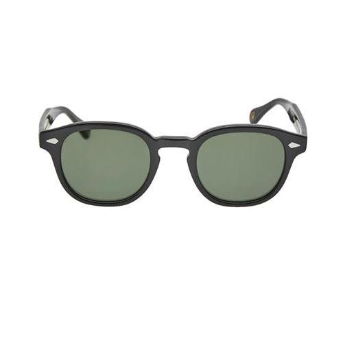 8d20f3b0da7b Moscot End Lemtosh Sunglasses - Black.