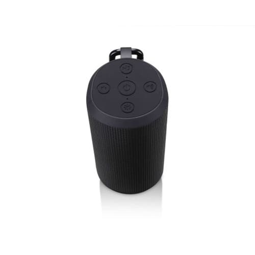 Blackweb Led Lighted Bluetooth Speaker