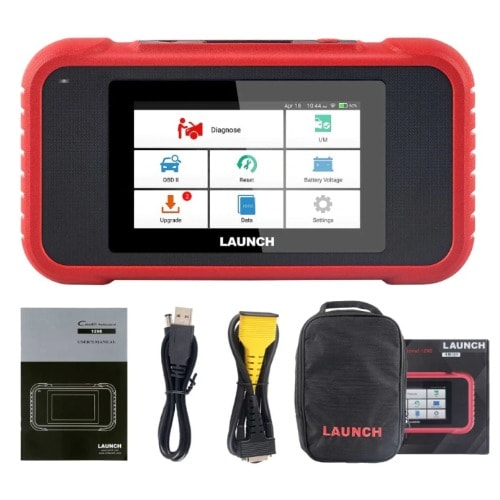 Automotive Scan Tool >> Automotive Diagnostic Tool Launch Creader 129e For Car Engine Abs Srs Transmission