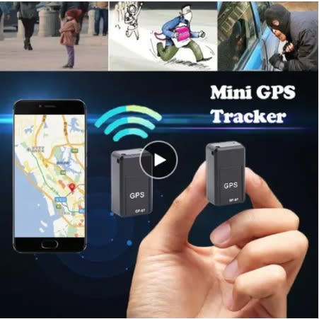 fe8a28ebd33 A&S GPS Car Tracker - GF-07 | Konga Online Shopping