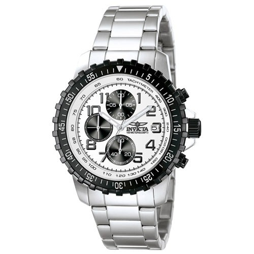 5999 Men's Specialty Quartz Multifunction White Dial Watch