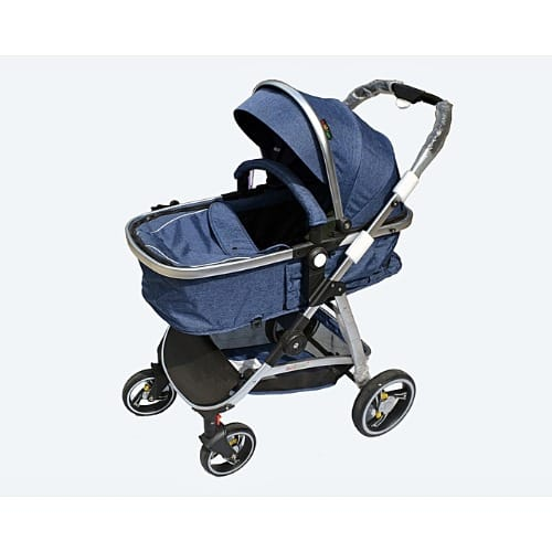 bbd0b174e62 Foldable Baby Stroller - Blue