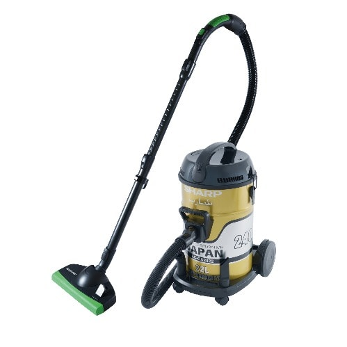 Extra Large Capacity Drum Vacuum Cleaner -22L
