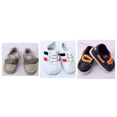 eed783d0891a Baby Boy Lace Shoes