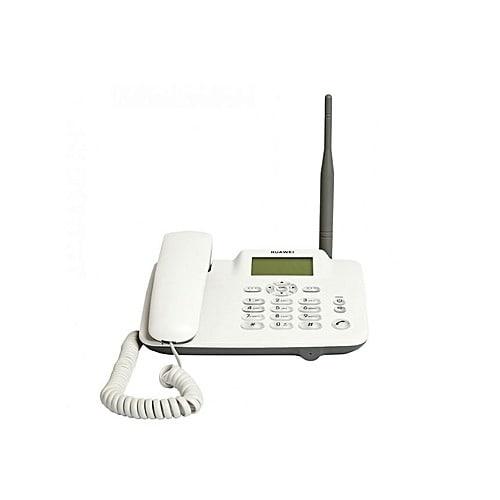 Gsm Sim Deskphone Table Phone F317