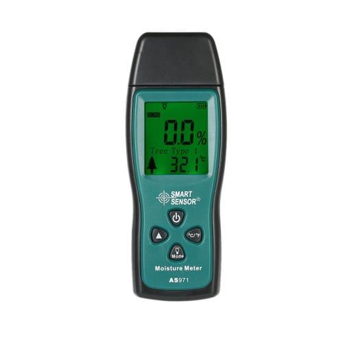 Smart Sensor Wood Moisture Meter